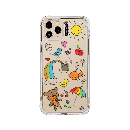 샤론6 시그니처 디자인 휴대폰 케이스