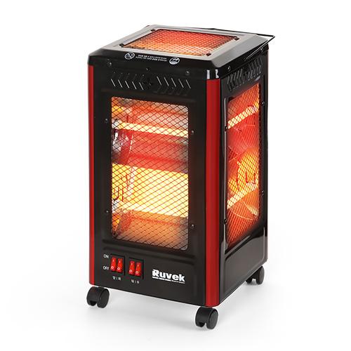 루베크 오핫 전기 히터, RU-505HM, 혼합색상