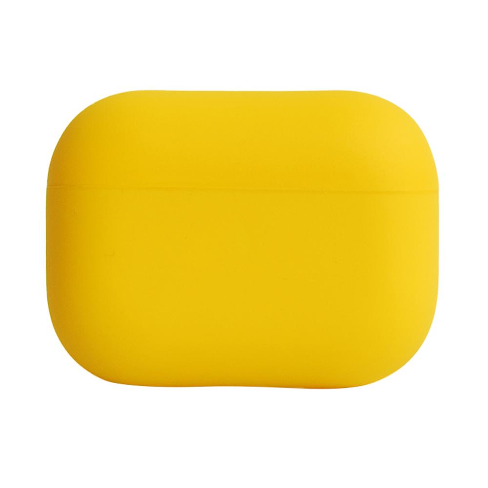 플레이360 에어팟프로 클래식 케이스, 단일상품, 옐로우