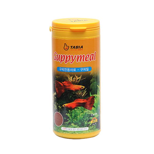 타비아 구피밀 관상어 사료, 260ml, 1개