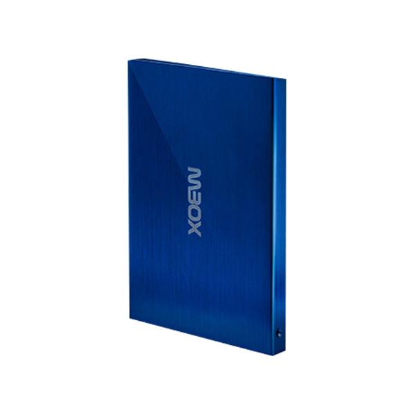 유니콘 외장 하드 케이스 HC-2500S, HC-2500S(블루)