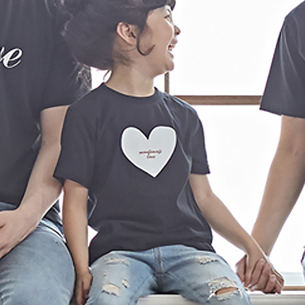 몽피마피 아동 코크러브 반팔 티셔츠