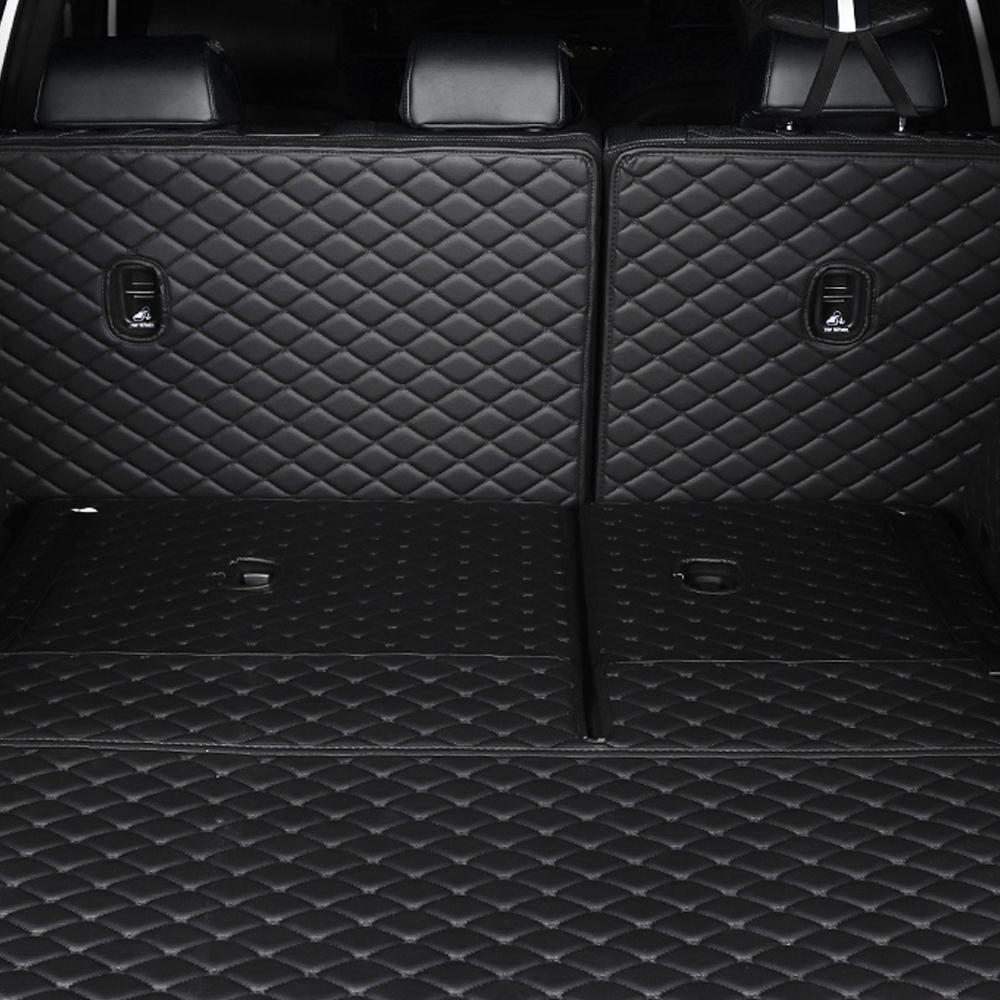 메이튼 차량용 트렁크매트 풀커버 세트 8인승 전동시트 아님, 현대, 팰리세이드