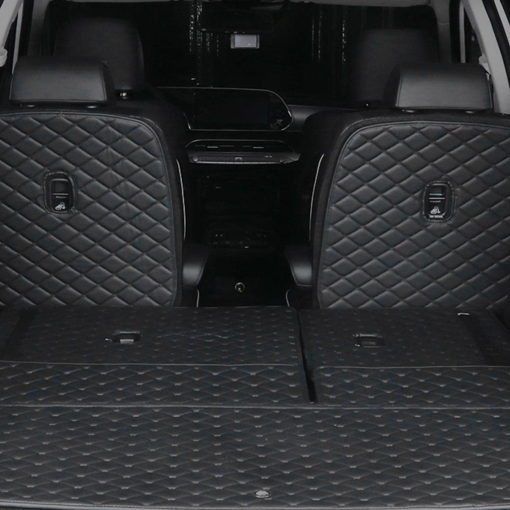 메이튼 차량용 트렁크매트 풀커버 세트 7인승 전동시트 아님, 현대, 팰리세이드