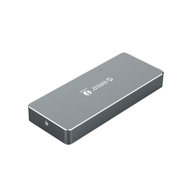 오리코 썬더볼트3 M.2 SSD 케이스 그레이 APM2T3-G40