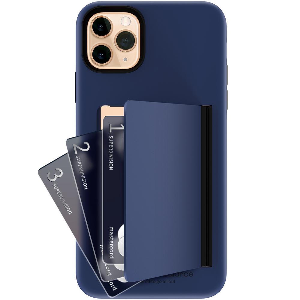 슈퍼디비전 밸런스 카드 범퍼 하드 휴대폰 케이스 (POP 1343742984)