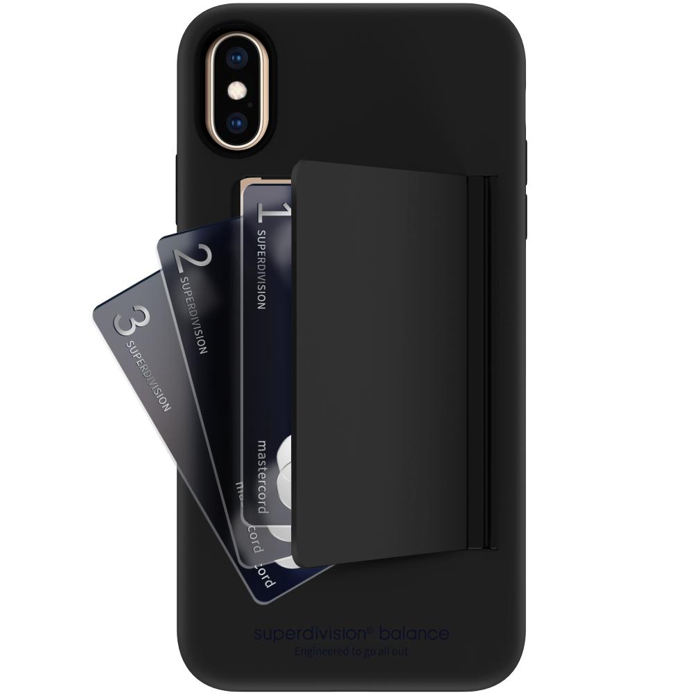슈퍼디비젼 밸런스 카드 범퍼 하드 휴대폰 케이스