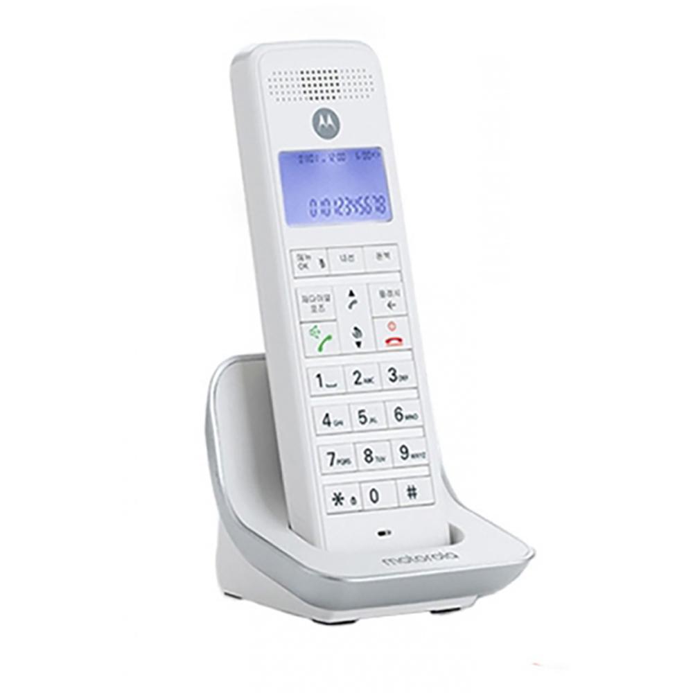 모토로라 무선 전화기 증설용 C7201AH, C7201AH(화이트)