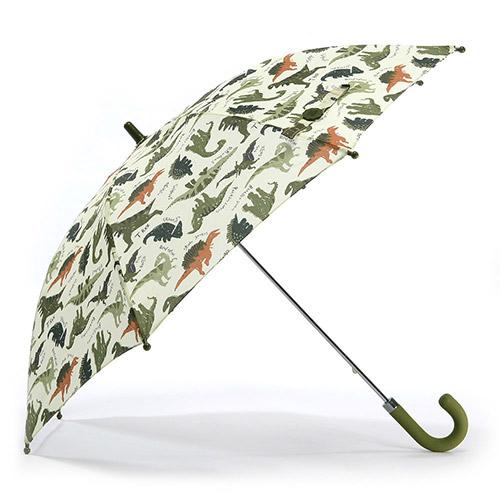 헤즈 아동용 올리브 다이노 우산