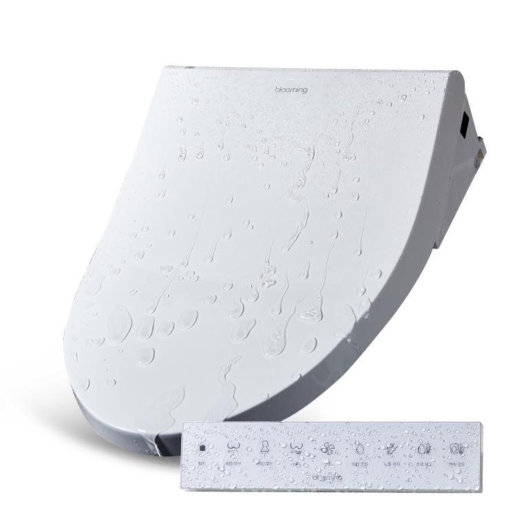 블루밍 필터없는 터치 리모콘 방수비데 IPX-RX700A