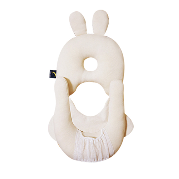 얀니허그 코튼 3D입체형 수유쿠션, 크림