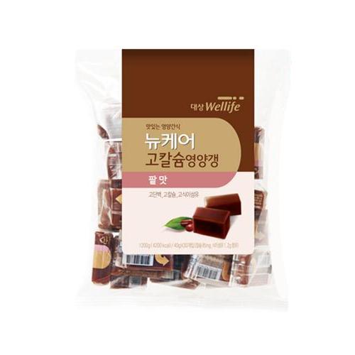 뉴케어 고칼슘 영양갱, 40g, 30개