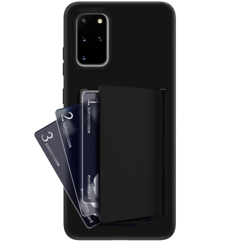 슈퍼디비전 밸런스 카드 범퍼 하드 휴대폰 케이스