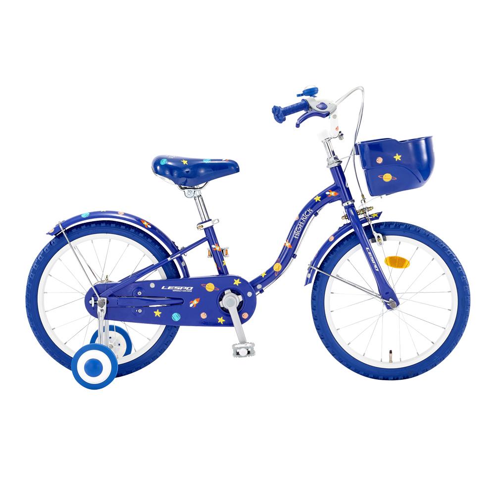 삼천리자전거 2020년형 하이킥 아동용자전거 45.7cm + 무료조립쿠폰, 다크블루, 1210mm