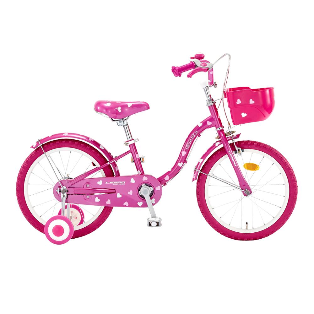 삼천리자전거 2020년형 하이킥 아동용자전거 40.64cm + 무료조립쿠폰, 핑크, 1080mm