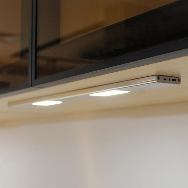 [충전식 센서등] 빛담 SALT 다용도 USB 충전식 무선 LED 센서등, Silver - 랭킹8위 (18600원)