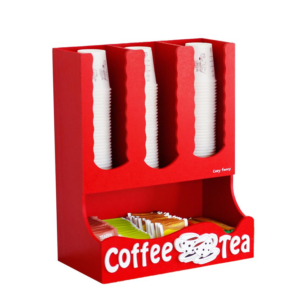 다원 커피티 박스, 레드, 1개