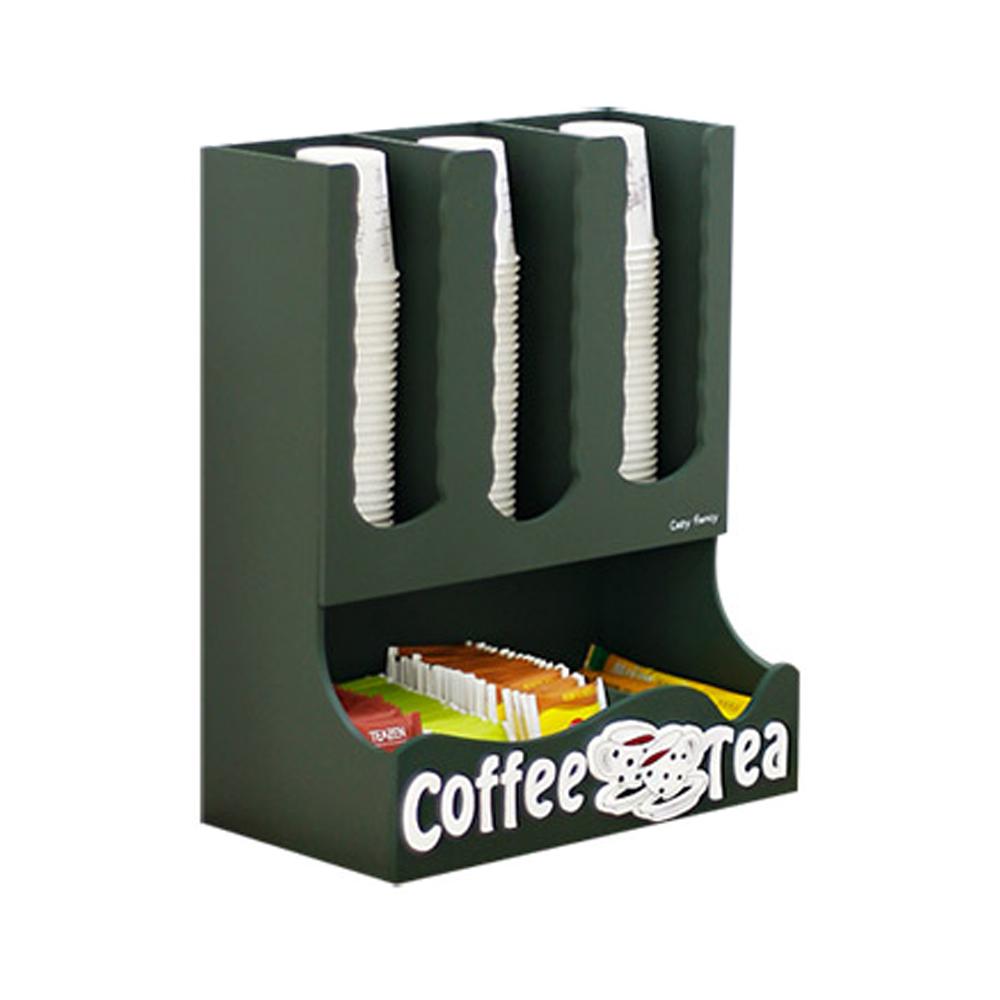 다원 커피티 박스, 카키, 1개
