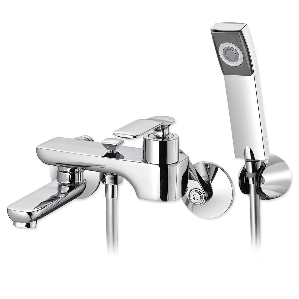 다인 욕실 샤워 수전 DB691 CR 크롬, 1개