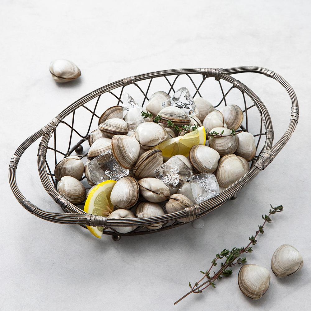 단디프레시 직접 손으로 채취한 서해안 갯벌 동죽조개, 800g, 1봉