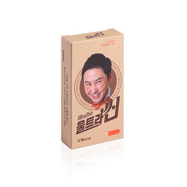 울트라씬 신동엽 콘돔 울트라씬 초박형, 12개입, 1개