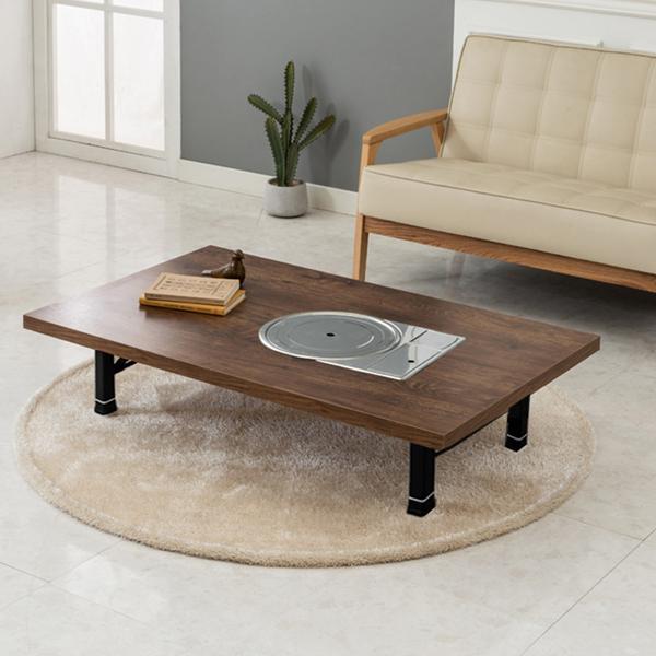 노아가구 리치블 불판 테이블, 고목