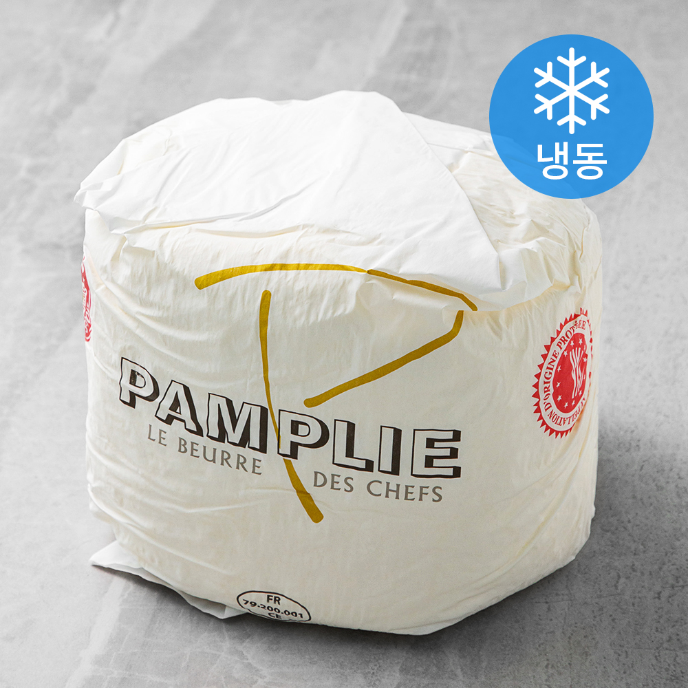 펑플리 무염버터 블록 (냉동), 5kg, 1개