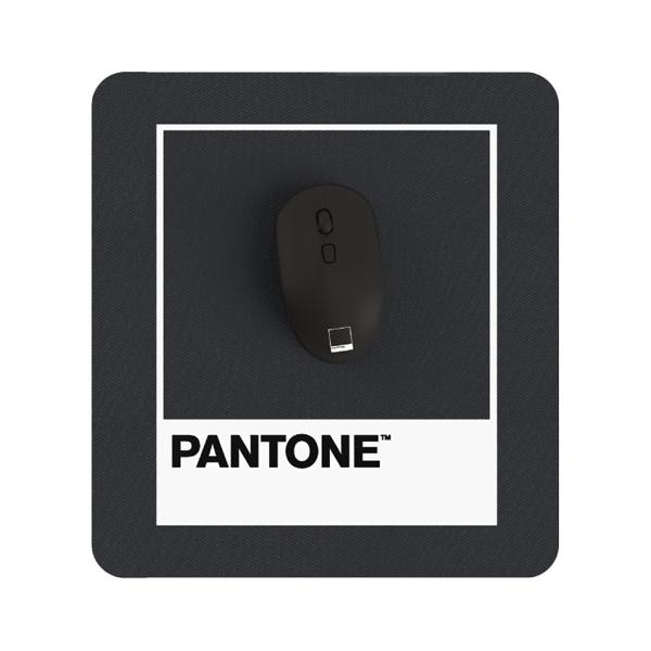 PANTONE 마우스패드 300 x 260 mm, GRAY, 1개-22-1341856573