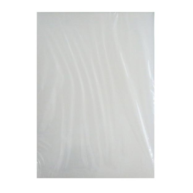 에코피피 PP제본표지 100p, 투명사선, A4