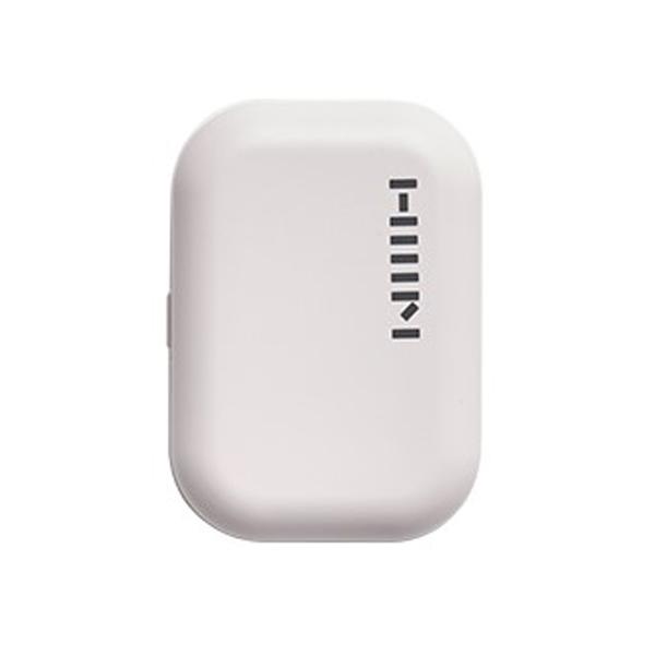 한샘 헤드형 휴대용 칫솔 살균기 HAF-HS400PK, 핑크