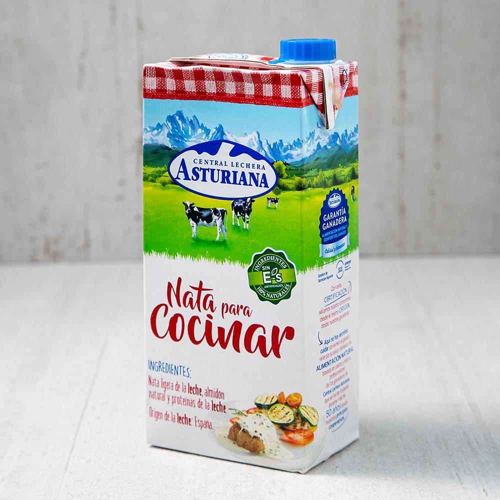 아스투리아나 쿠킹크림, 1L, 1개