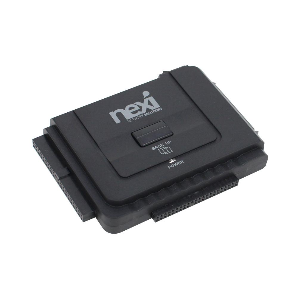 넥시 USB3.0 TO SATA IDE 컨버터, NX-U3TIS