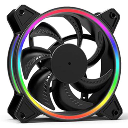 쓰리알시스템 RGB 쿨링팬 LX FAN CP