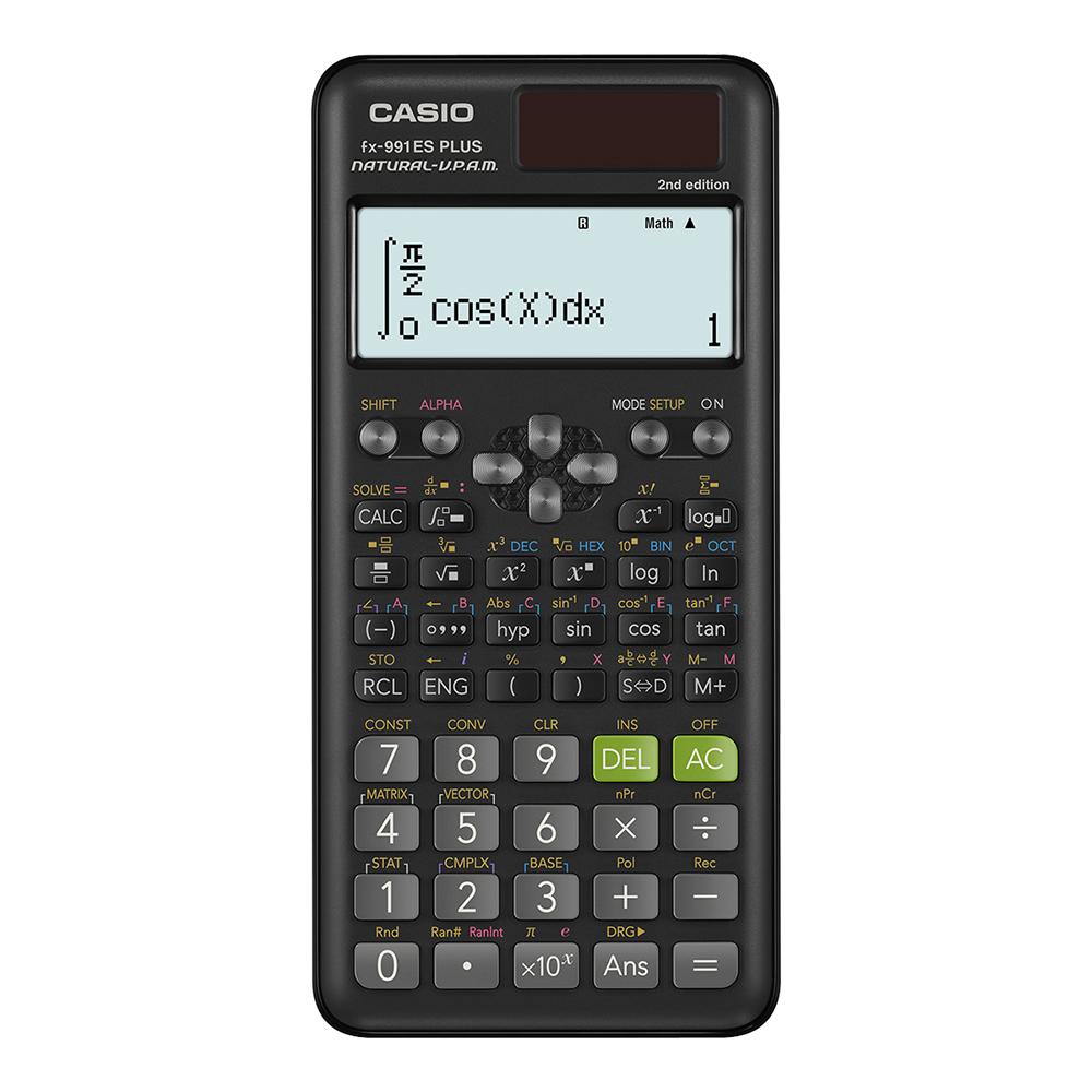 카시오 공학용계산기, FX-991ES PLUS-2