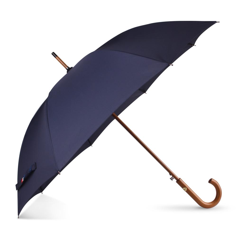 까르벵 나무봉 자동 장우산