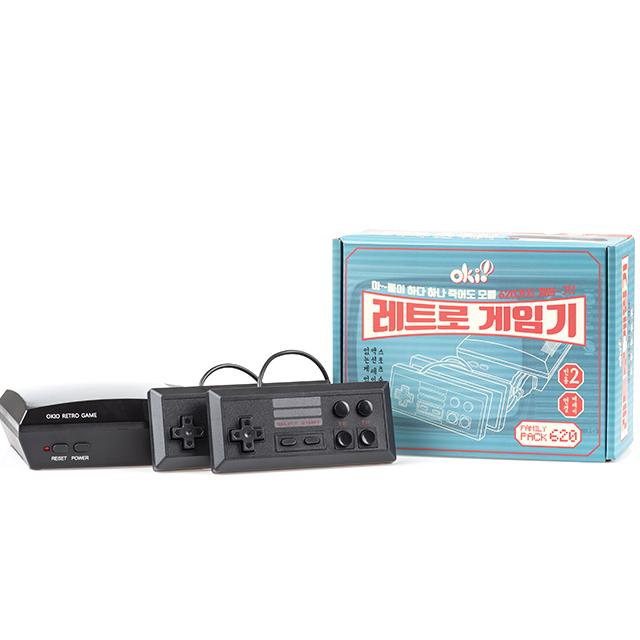 OKIO 레트로 가정용 게임기 620 GCO5, GC05