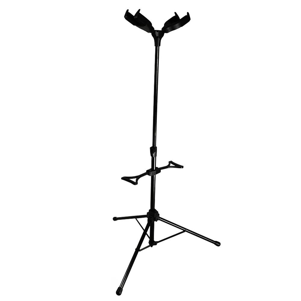 SWIFF 오토락 더블 기타 스탠드 U4_C