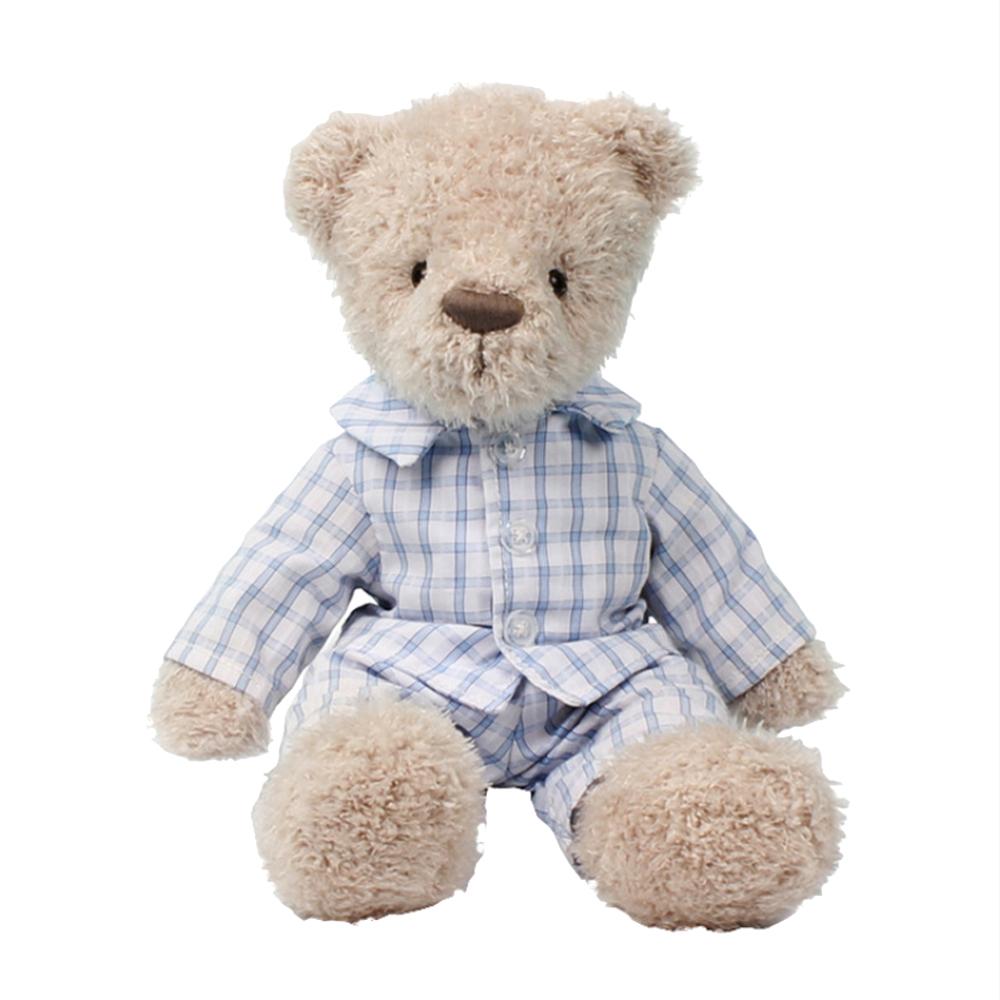 파자마 입은 곰 애착인형, 혼합색상