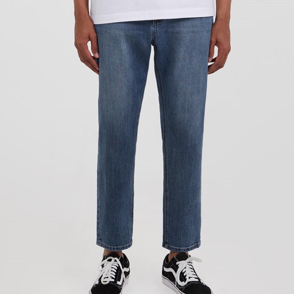 어드바이저리 Crop Tapered Denim Pants