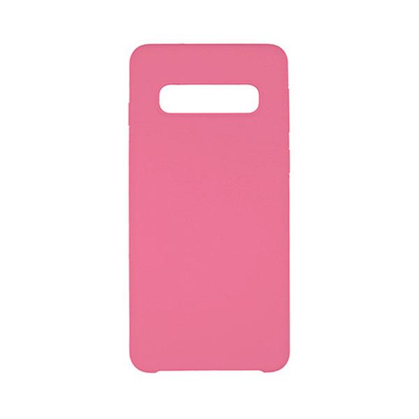 솔츠 심플 컬러 실리콘 휴대폰 케이스