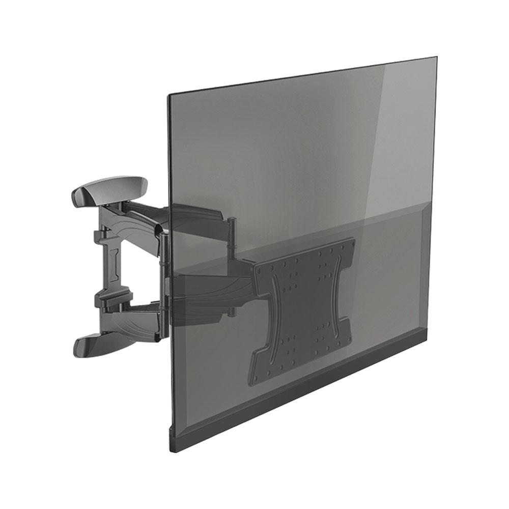 엣지월 TV 벽걸이브라켓 거치대 삼성 LG 중소기업 호환 상하좌우 듀얼암 A426OLED