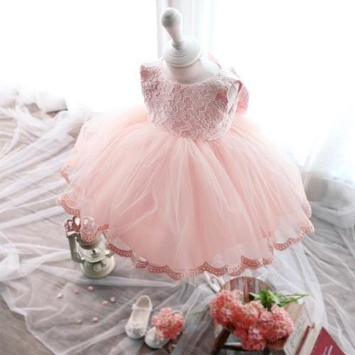 엔젤아이 큰 리본 드레스