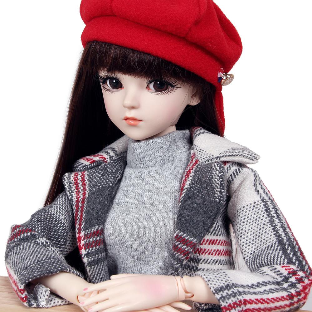도리스돌 구체관절인형 데일리, 60cm, 제인