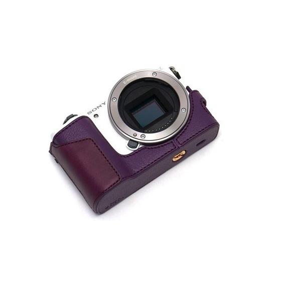 디그니스 소니 A5100/A5000용 카메라 속사케이스, ALI-RP(바이올렛), 1개