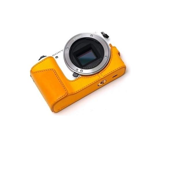 디그니스 소니 A5100/A5000용 카메라 속사케이스, ALI-RP(옐로우), 1개