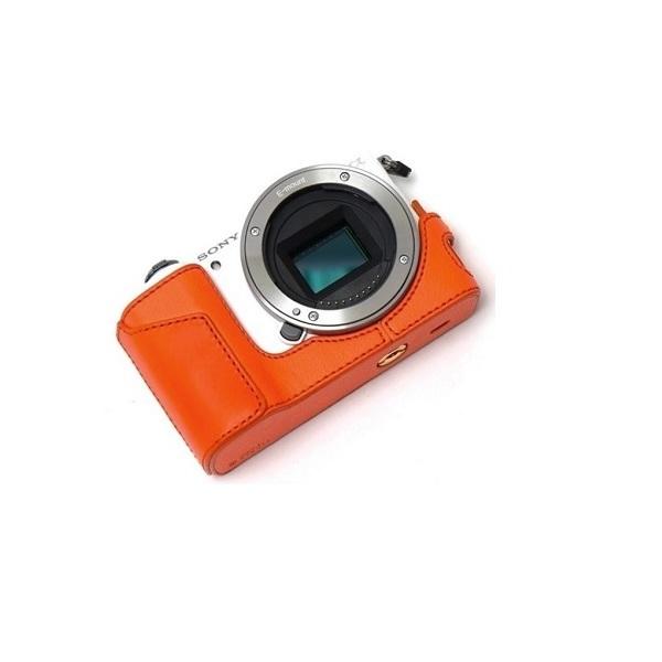 디그니스 소니 A5100/A5000용 카메라 속사케이스, ALI-RP(오렌지), 1개