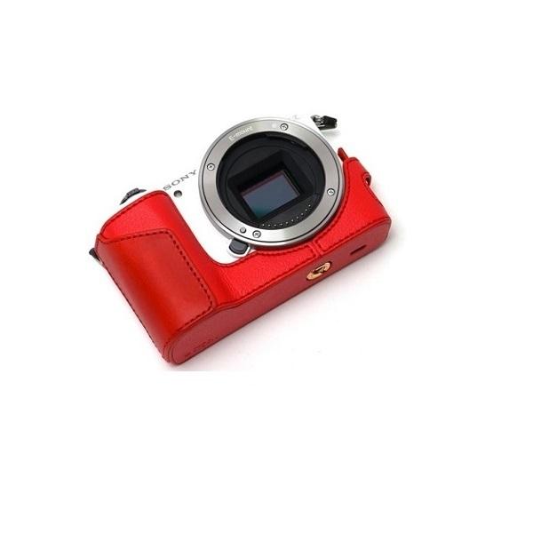 디그니스 소니 A5100/A5000용 카메라 속사케이스, ALI-RP(레드), 1개