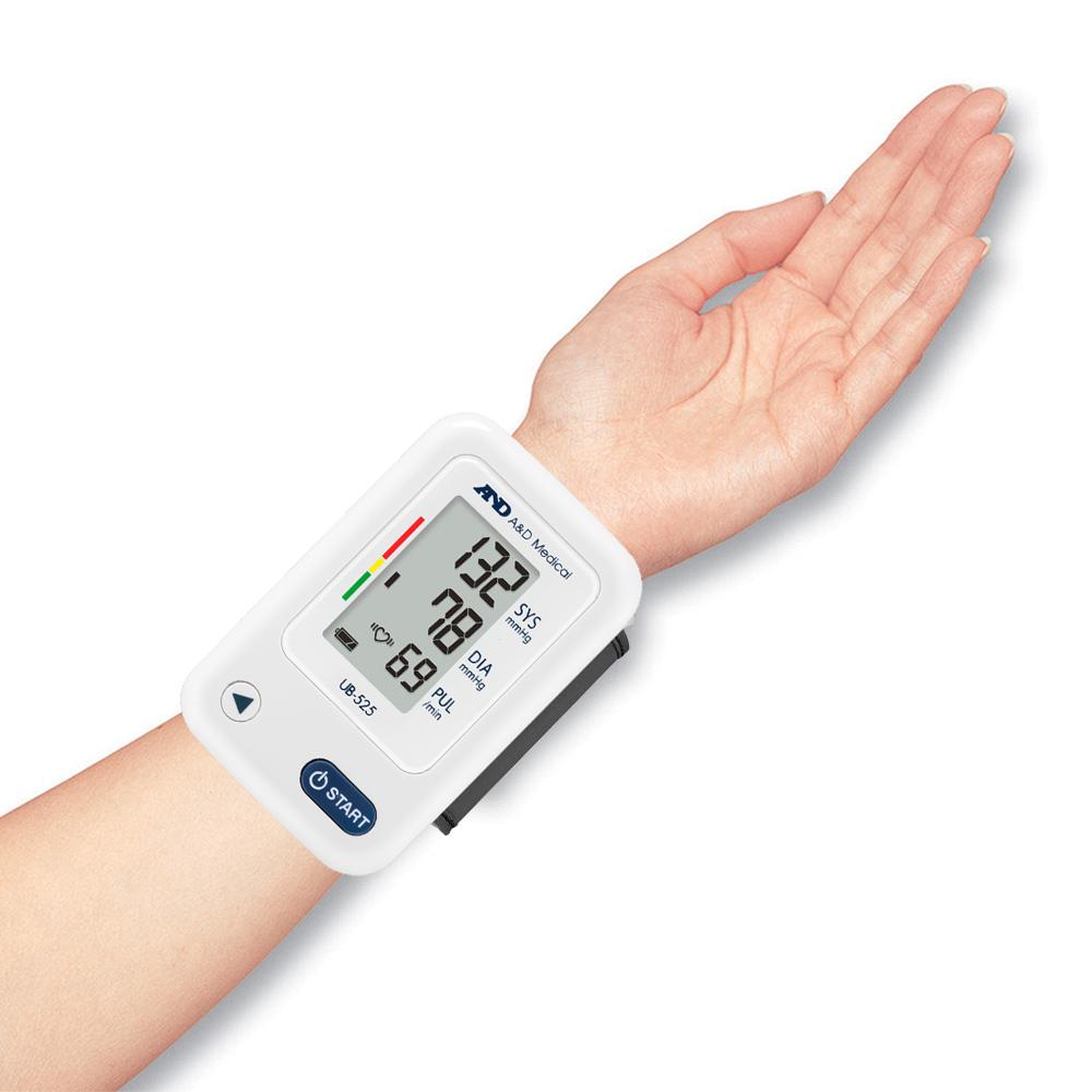 보령 에이앤디 메디칼 가정용 자동 전자 혈압 측정기 UB-525, 1개