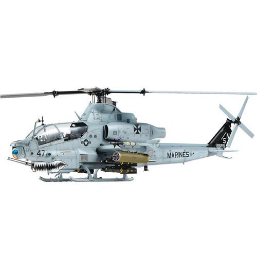 아카데미과학 미해병대 AH-1Z 샤크 마우스 1:35 12127, 1개