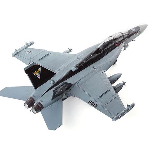아카데미과학 미해군 EA-18G VAQ-141 쉐도우 호크 1:72 12560, 1개